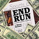 End Run: A Drew Gavin Mystery | Steve Brewer