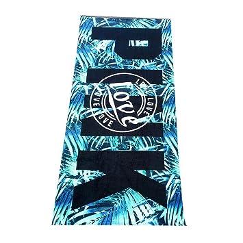 rokirs Toalla de baño Super Absorbente de algodón con Estampado Suave Actividad de Playa Toalla Toallas: Amazon.es: Hogar