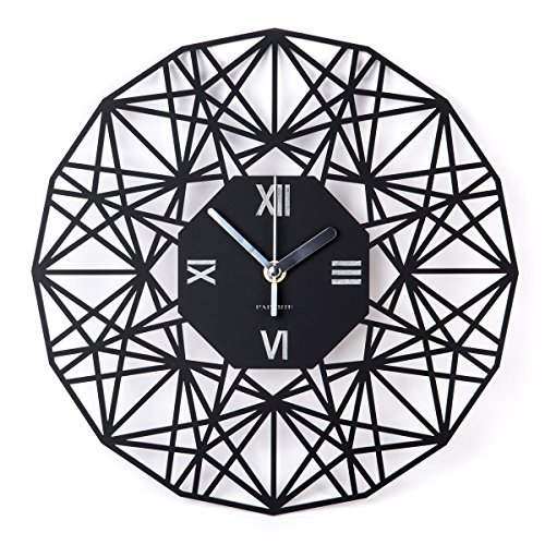 Wall Clock by paperie,Contemporary and Contracted Art Creative Decorative pendulum clocks wall large_house with
