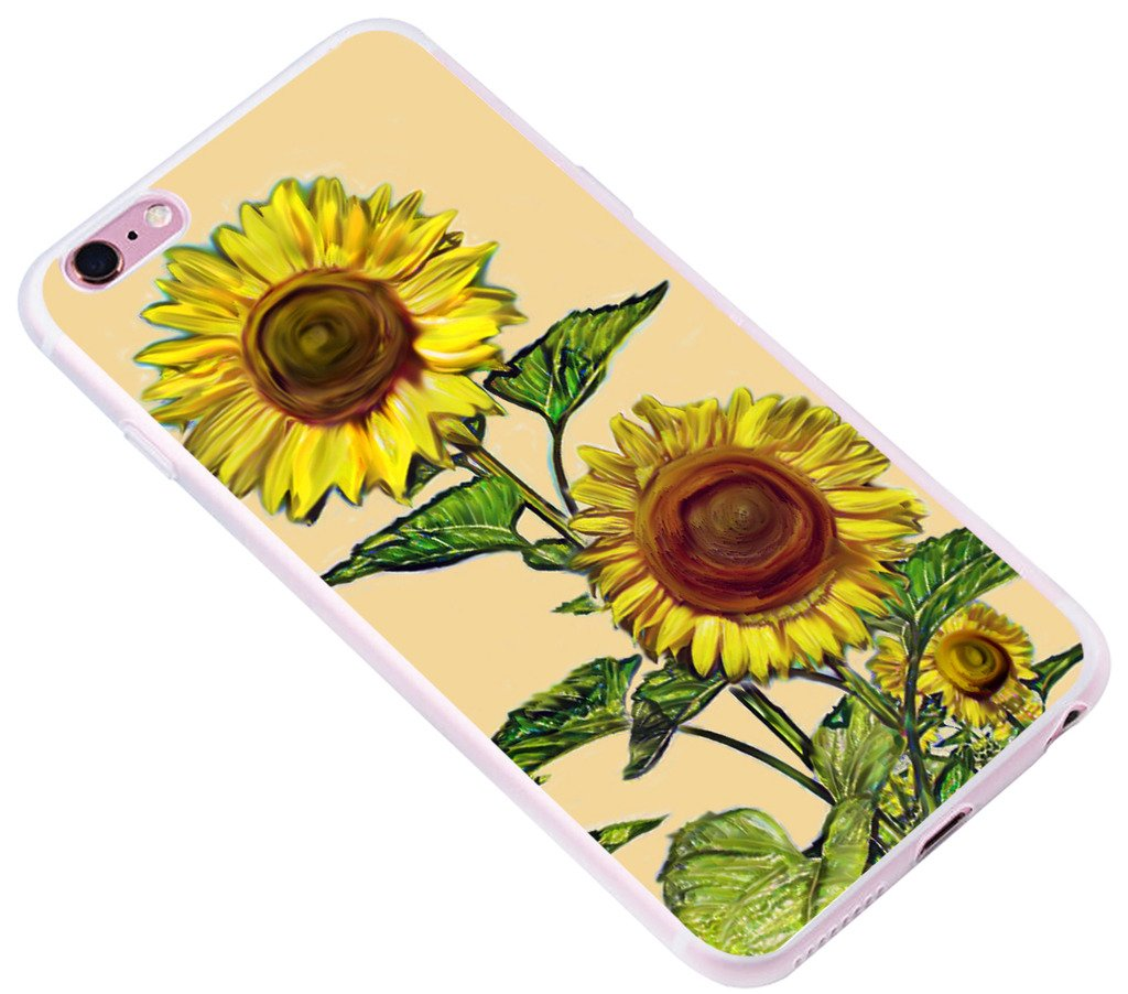Amazon.com: Case For Iphone 6s Flower/Compatible Case Replacement For  Iphone 6 Beautiful Colorful Flower Art Design: Cell Phones U0026 Accessories