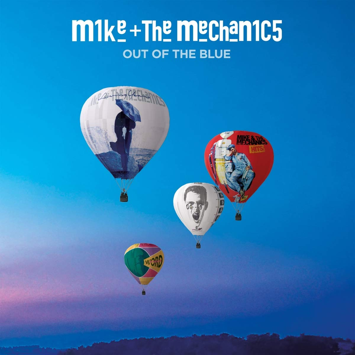 Image result for mike + the mechanics out of the blue