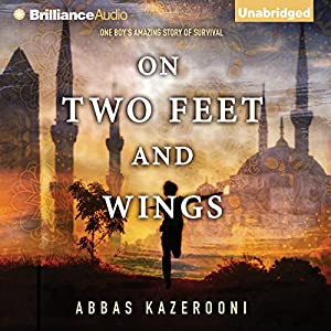 On Two Feet and Wings Audiobook