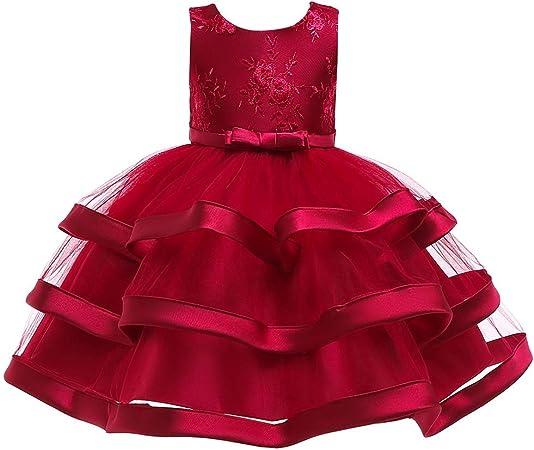 Lxua Robe Pour Enfants Jupe De Nouvel An Pour Enfants Robe De Noel Pour Enfants Robe Pour Enfant Robe Blanche Neige Robe Imprimee Pour Enfants Couleur Rouge Taille 100cm Amazon Fr