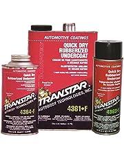 TRANSTAR (4361-F) Quick Dry Rubberized Undercoating - 1 Gallon