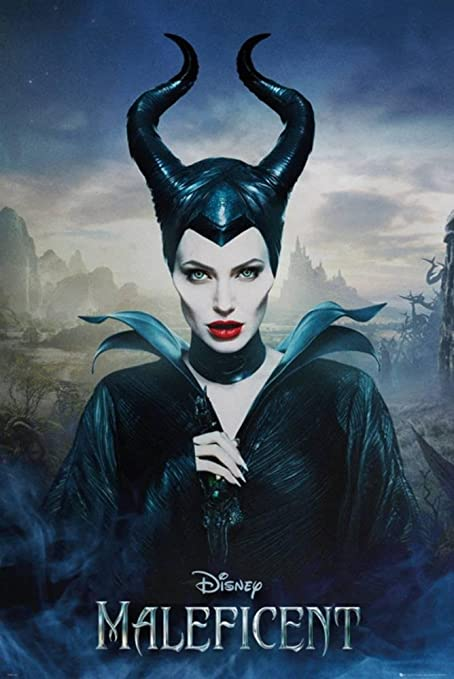 Maleficent Movie Poster Print Regular Style 2