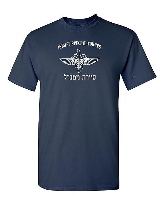 Israeli Air Force Insignia T shirt. Navy Blue