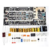 Nobsound EAR834 MM Turntable Vinyl PHONO RIAA Preamp HiFi Tube Preamplifier DIY Kit Suppport 12AX7 / ECC83 Vacuum Tube (PCB+Resistance+Transistor+Capacitance)