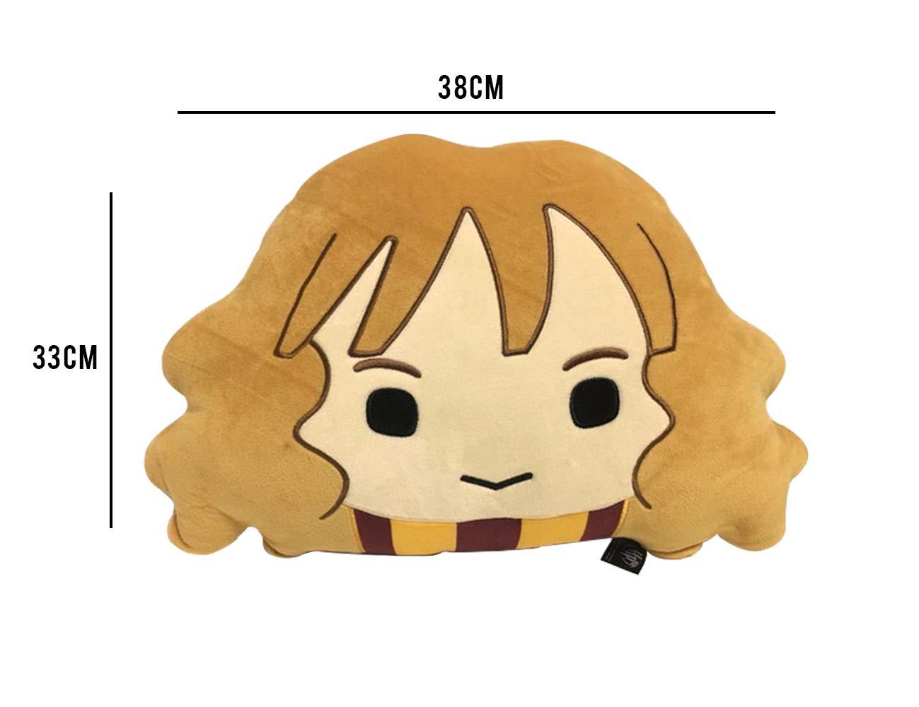 Vue PIW-HP-Hermione cojin Peluche, Felpa, 32 x 36