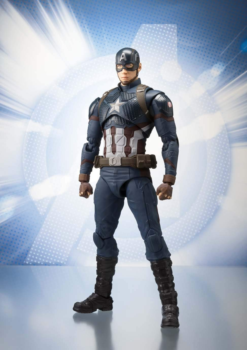 S.H.Figuarts Marvel Avengers 4 End Game Captain America SHF Action Figure