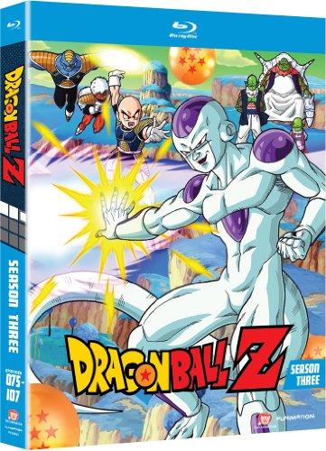 Dragon Ball Z: Season 3 [Blu-ray] (Dragon Ball Z Blueray)