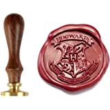 UNIQOOO Arts & Crafts Hogwarts School Ministry of Magic Badge Wax Seal Stamp- Great for Artistic Types, Movie Lovers and Everyone In-between