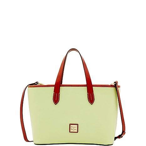 6d2ca8594bcdd Buy Dooney & Bourke Brandy Pebbled Leather Shoulder Crossbody Bag ...