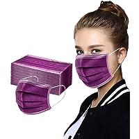 50 Piezas m_ascarilla q_uirurgicas Desechables Reutilizable antivaho protección de Adultos