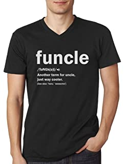 32fb2ad0d2b1 Funny Funcle Definition Men T Shirt I Printed Tshirt Uncle/Brother ...