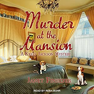 Murder at the Mansion Audiobook