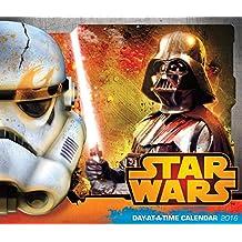 Star Wars Saga  2016 Day-at-a-Time Box Calendar