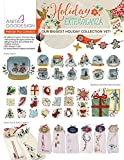 Anita Goodesign Embroidery Designs Holiday Extravaganza