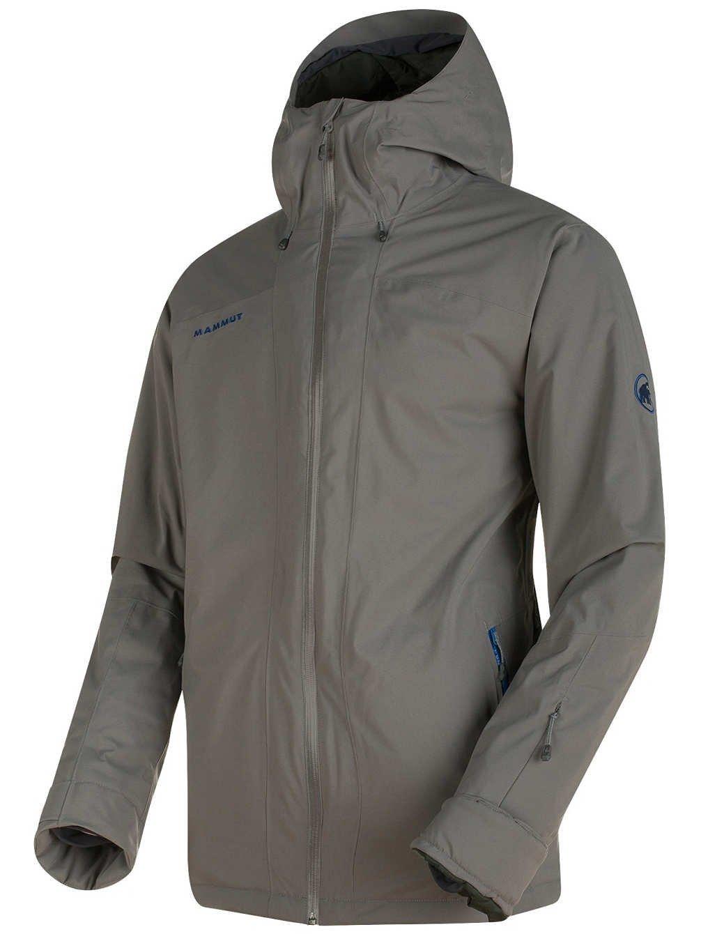 Mammut Andalo HS Thermo Hooded Jacket B071GD1FQW Large|titanium titanium Large