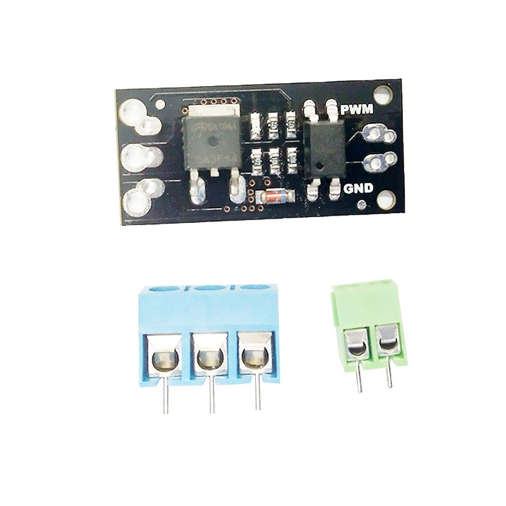 MonkeyJack Field Effect Module AOD4184 Motor Driver Terminal 33x15mm DIY