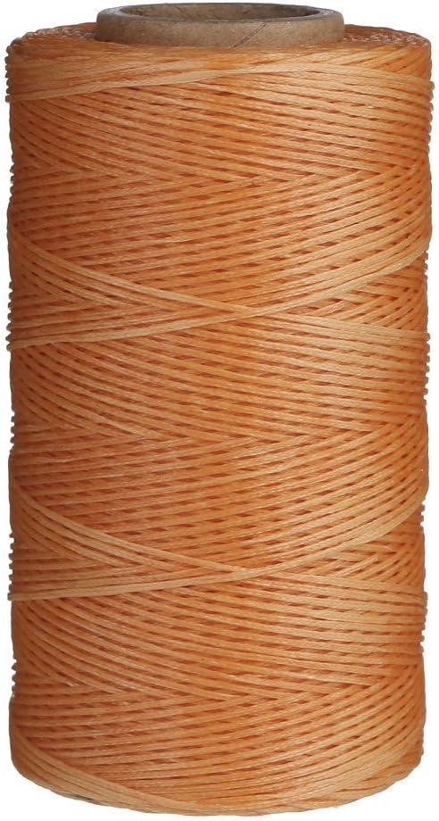 Candoran Bobine de fil cir/é 4 couleurs disponibles 1/mm 260/m
