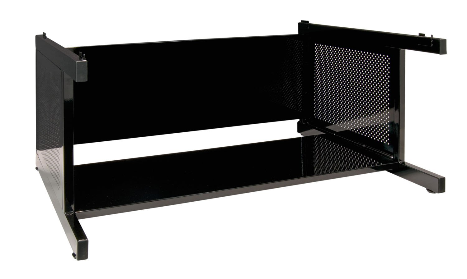 Offex Home Office Flat File 40'' Stand Black