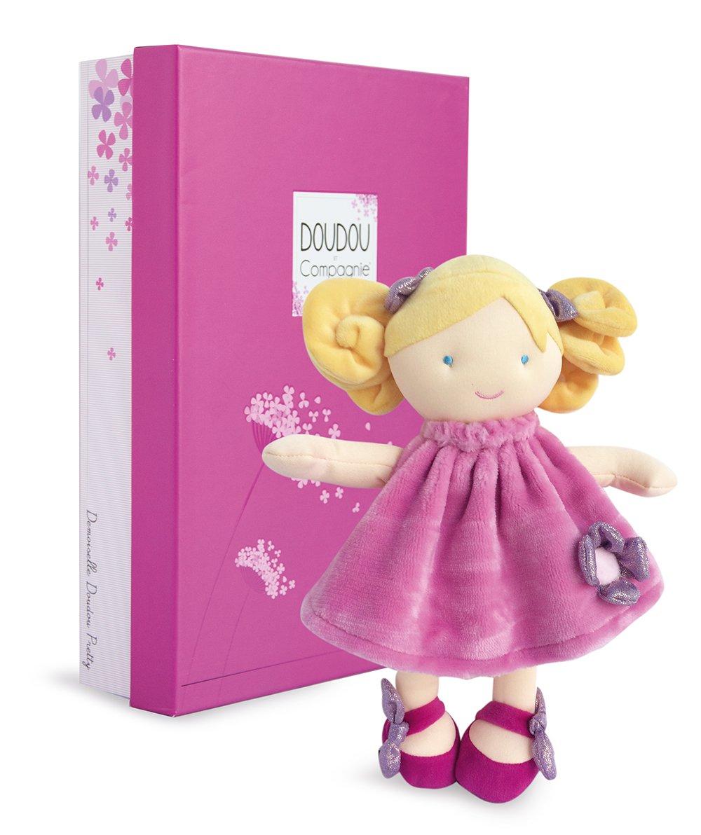 Doudou et Compagnie Demoiselle Doudou Pretty Lollipop