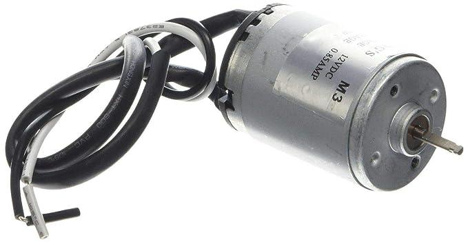Amazon com: Vent Fan Motor 12V Volt D-Shaft Jensen Elixir RV