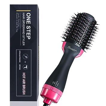 Amazon.com: CHARMINER Cepillo de pelo secador y ...