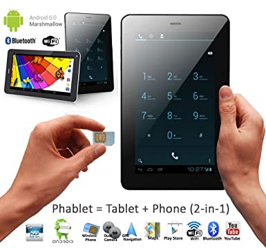 Review 7.0-inch Phablet Android 4.0
