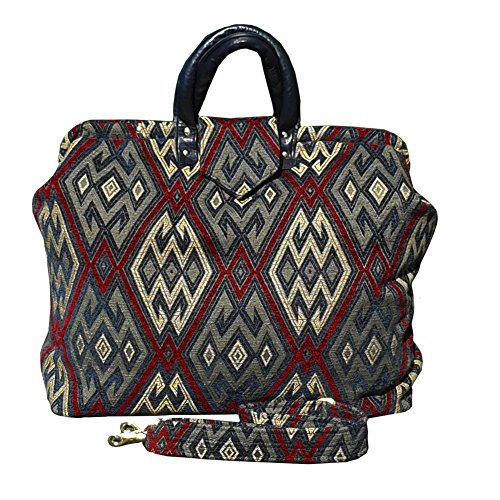 Carpet Bag Pattern - 2