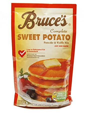 Bruces Sweet Potato Pancake Mixoz