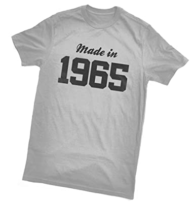 Made In 1965 T Shirt
