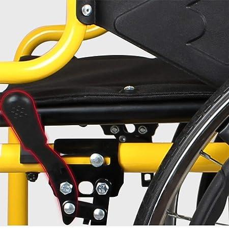 Wheelchair Carro de Ruedas autopropulsado Plegable de ...