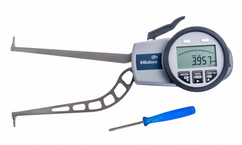 Amazon.com: Mitutoyo 209 – 908 Calibre digital medidor, 2,95 ...
