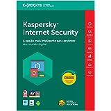 Kaspersky Internet Security - Multidispositivos - 5 Dispositivos, 1 ano (Digital - Via Download)