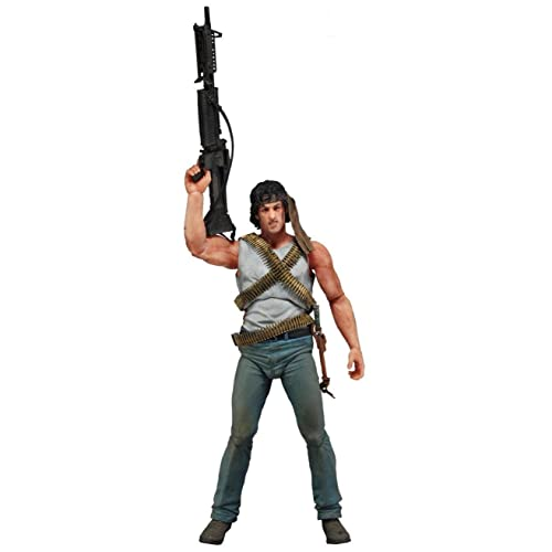 Rambo Figurine First Blood (18cm)