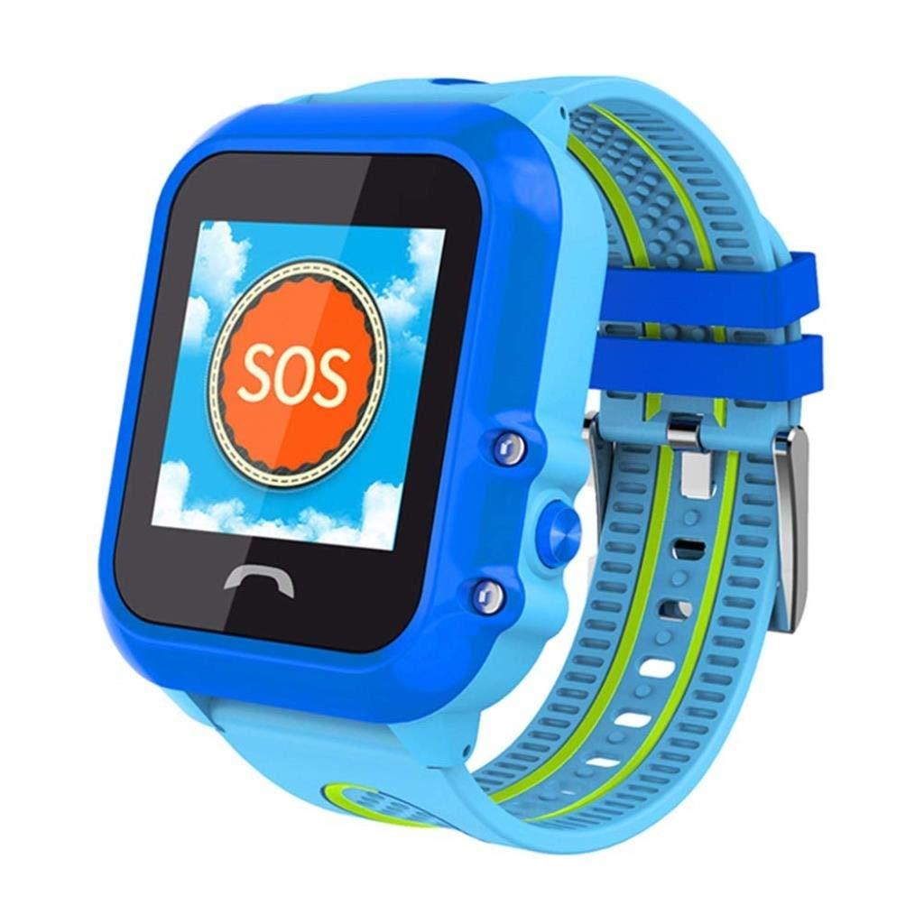 Reloj para niños Pantalla táctil Posicionamiento GPS Natación ...