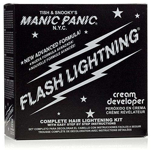 Manic Panic Flash Lightning Bleach 30 Volume Box Kit