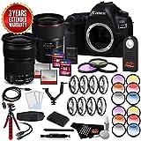 Canon EOS 5D Mark IV DSLR Camera International Version (No Warranty)(Body Only) + Canon EF 35mm f/1.4L II USM Lens Kit