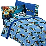 Set of 2 Lego Legends of Chima Pillowcases Laval Unleash the Power Bedding Pillow Covers