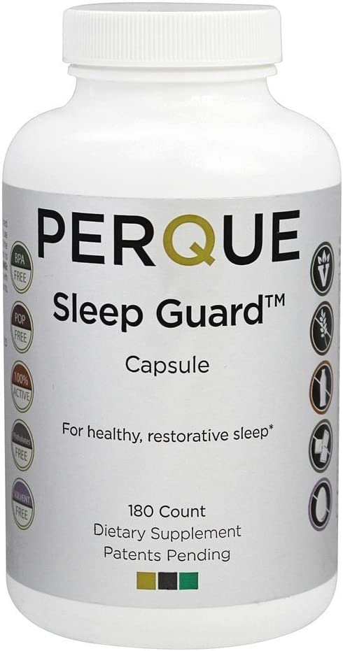 Sleep Guard – 180 Capsules by Perque