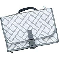 MagiDeal Baby Nappy Diaper Bag Changing Change Clutch Mat Foldable Pad Handbag Wallet