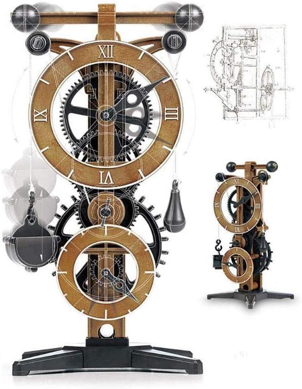 Academy Models Acad/émie 2018 Nouvelle Horloge Da Vinci 10