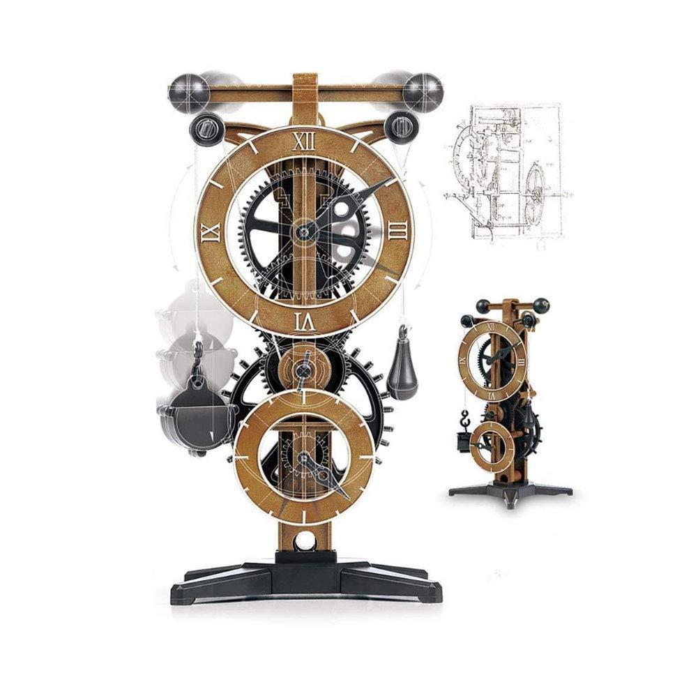 "Academy 2018 NEW Da Vinci Clock 10"""