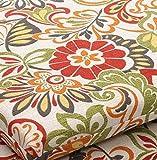 Pillow Perfect Outdoor/Indoor Zoe Mallard Squared