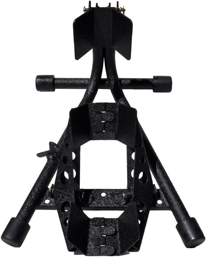 Black Crinkle Baxley Sport Chock