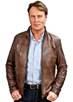 Colm Mens Leather Jacket - A super soft napa leather jacket. Classic styling and fit.