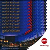 10 AMC Theater Gold Tickets