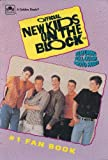 New Kids on the Block Diary-Autograph Book, Golden Books Staff, 0307124037