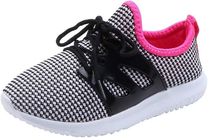 Zapatillas para bebés recién Nacidos Primeros Pasos Calzado Suave ...